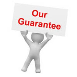 Carpet cleaning guarantee clean