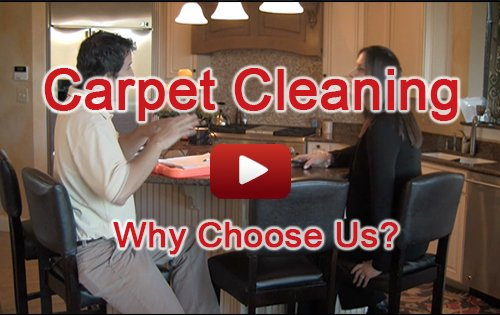 Carpet Cleaning in Benicia and Vallejo