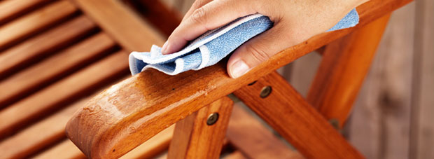 Cleaning your furniture does not have to be as hard as it looks