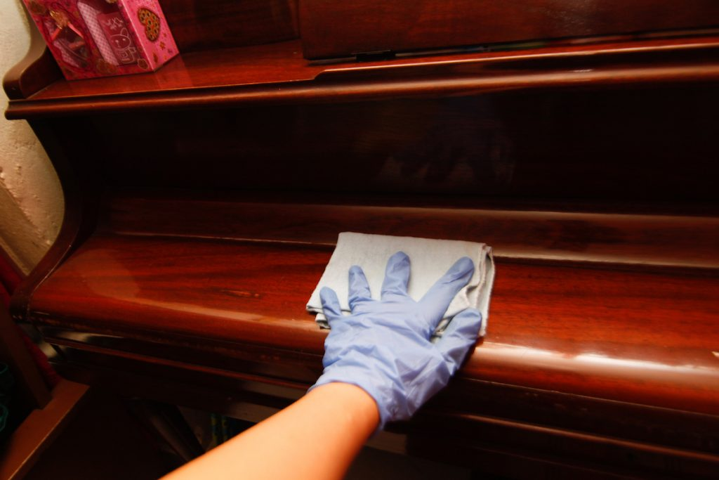 Having your furniture clean at all times means a switch of lifestyle and some tricks up your sleeves