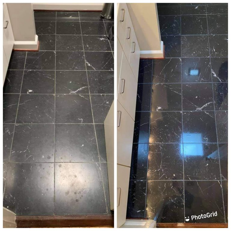 Natural stone polishing pictures